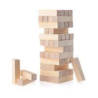 Настольная игра Башня  Дженьга Большая