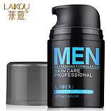 Чоловічий лосьйон для обличчя LAIKOU Moisturizing Cream Men Professional 50ml, фото 2