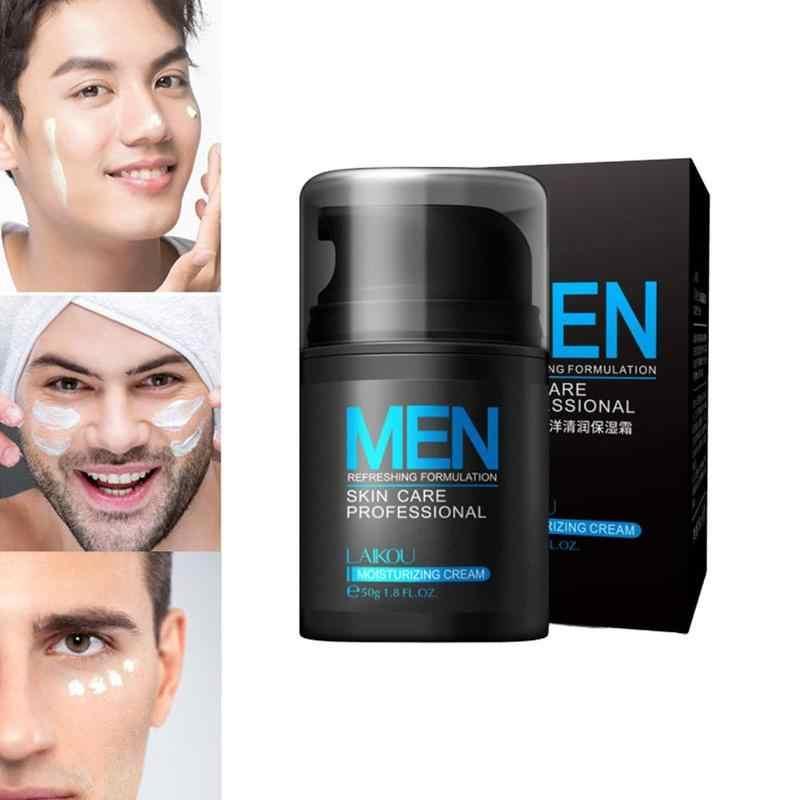Чоловічий лосьйон для обличчя LAIKOU Moisturizing Cream Men Professional 50ml