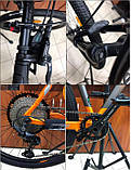"Велосипед Crosser X880 29"" х19 DEORЕ (12S) Air Fork, фото 5"