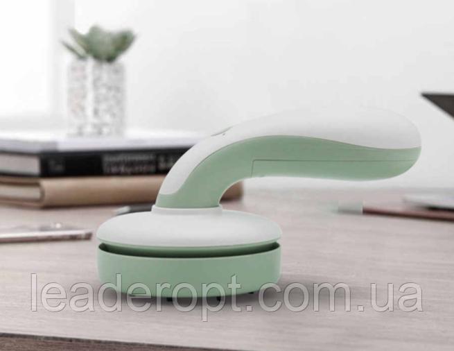 ОПТ Портативный ручной пылесос Настольный мини-пылесос C500 для уборки офисной клавиатуры зеленый с белым