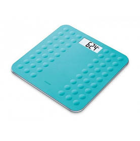 Стеклянные весы Beurer GS 300 Turquoise