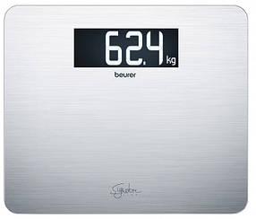 Весы напольные из нержавеющей стали Beurer GS 405