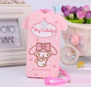 """Meizu M2 mini 5.0"""" оригинальный противоударный TPU 3D чехол бампер для телефона """" MY BABY """""""