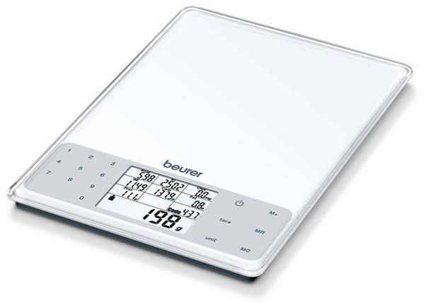 Кухонные весы диетологические BEURER DS 61, фото 2