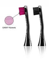 Набір Звукова зубна щітка Curaprox BIW Hydrosonic black is white і Зубна паста Black is White 90 мл, фото 2