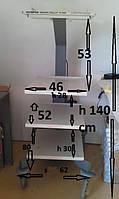 Передвижной блок Тележка с полками для Эндоскопов Olympus Imaging Trolley TI-1900 (Storz, Stryker)