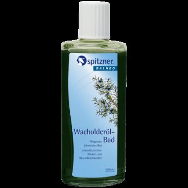 """Жидкий концентрат для ванн """"Можжевельник"""" Spitzner Arzneimittel, 190 ml."""