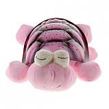 Музыкальный ночник проектор звездного неба Черепаха (большая), фото 2