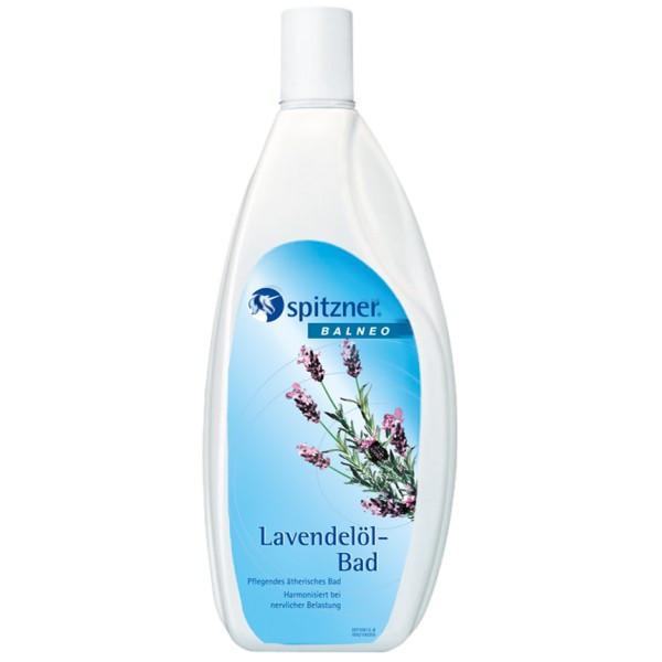 "Концентрат жидкий для ванн ""Лаванда"" Spitzner Arzneimittel, 1000 ml."