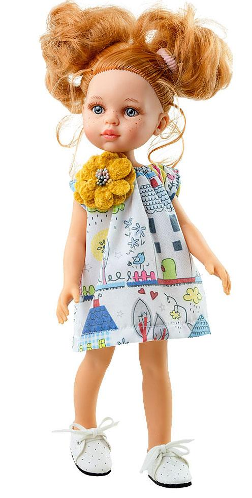 Лялька Паола Рейна Даша 32 см Paola Reina 04460