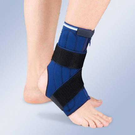 Напівжорсткий ортез гомілковостопного суглоба з гнучкими вставками 4406 Orliman, фото 2