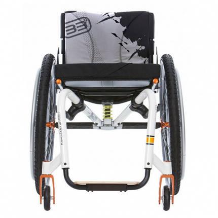 Активна коляска з підвіскою KUSCHALL R33, фото 2