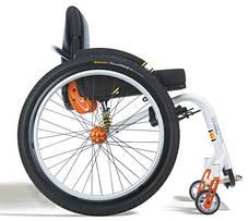 Активна коляска з підвіскою KUSCHALL R33, фото 3