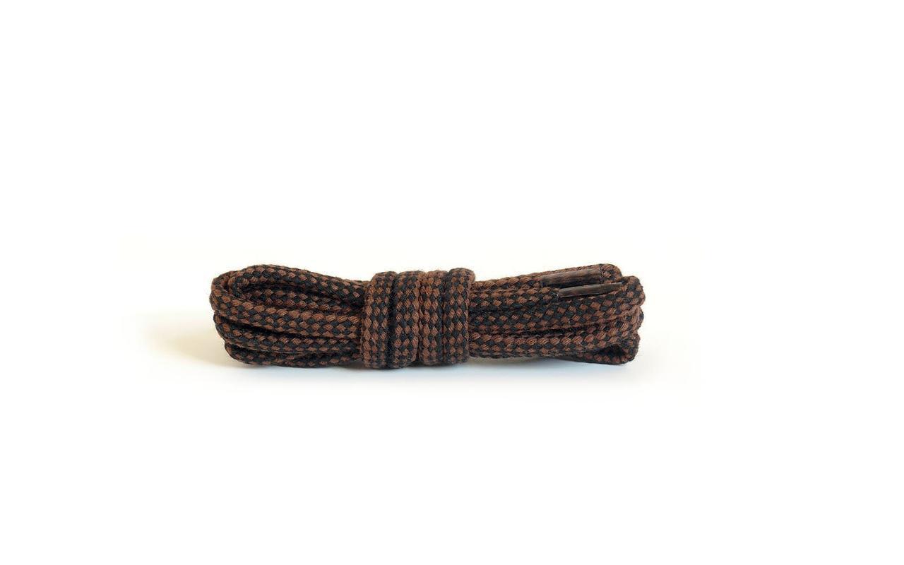 Шнурки для обуви меланжевые Kaps 75 см, цвета в ассортименте