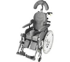 Багатофункціональна коляска Invacare Rea Azalea Minor для користувачів з низьким зростанням, фото 2