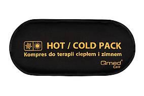Компресc гелевый для теплой и холодной терапии Qmed Hot Cold Pack 13 см х 27 см