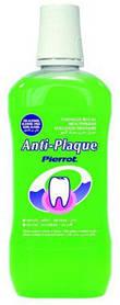 Ополіскувач від нальоту і зубного каменю Pierrot Anti-Plaque Mouthwash 500 ml, Ref. 56