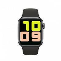Смарт часы Т500/t500 Smart watch .Умные часы, В стиле Apple watch черные