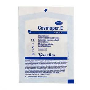 Повязка пластырная стерильная Cosmopor® E 7,2см x 5см 1шт., фото 2