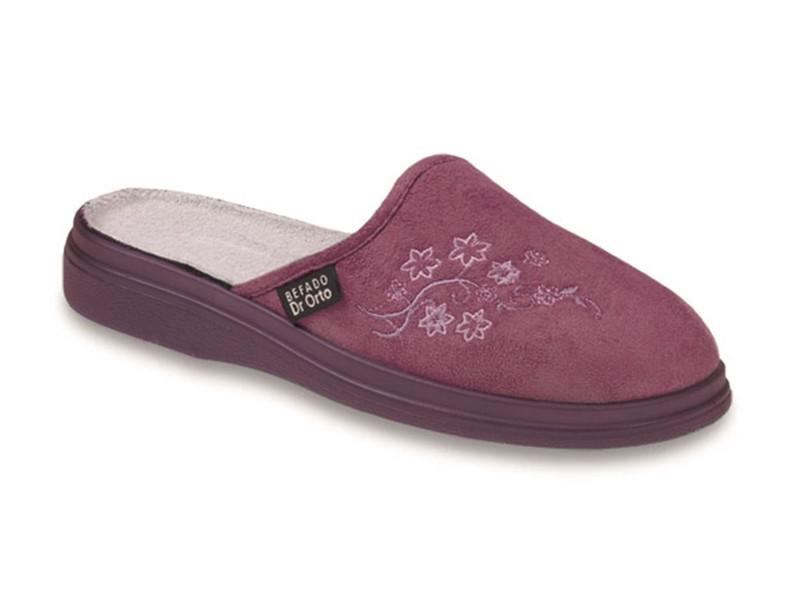 Тапочки диабетические, для проблемных ног женские DrOrto 132 D 014