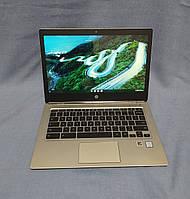 """Ультрабук HP Chromebook 13 G1 7265NGW, 13,3"""" IPS 3200x1800, Intel Core m7-6Y75, 16Gb, SSD 32Gb"""
