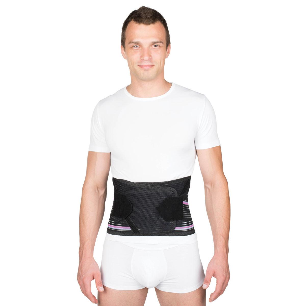 Ортопедичний корсет для чоловіків Т-1501, Тривес Evolution