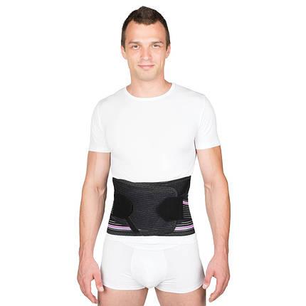 Ортопедичний корсет для чоловіків Т-1501, Тривес Evolution, фото 2