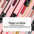 ОПТ Набір матових помад для губ металеві відтінки VIBELY Lasting Lip Gloss на кожен день жіночі, фото 3