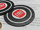 Антиковзаючий килимок в підстаканики Fiat (Фіат), фото 4