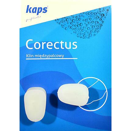 Kaps Corectus Plus - Об'ємна межпальцевая перегородка 2 шт L, фото 2