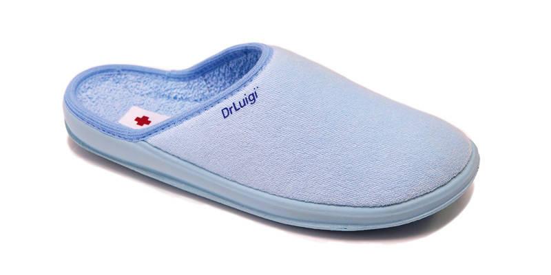 Тапочки діабетичні, для проблемних ніг жіночі Dr. Luigi PU-01-55-01-55-TF 38, фото 2