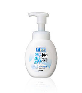 Пенка для умывания Hada Labo Gokujyun Face Wash  с гиалуроновой кислотой 160 мл