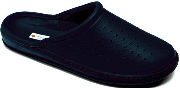 Тапочки диабетические, для проблемных ног мужские Dr. Luigi PU-01-65-11-65-KS 46