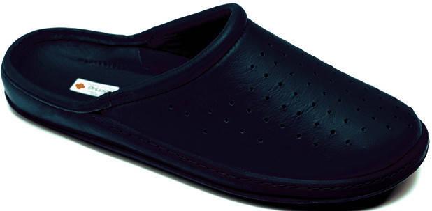 Тапочки диабетические, для проблемных ног мужские Dr. Luigi PU-01-65-11-65-KS 46, фото 2