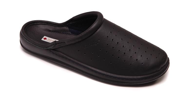 Тапочки діабетичні, для проблемних ніг чоловічі Dr. Luigi PU-01-90-11-90-KS 44