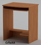 Стол для компьютера СКМ-13 Мини, маленький 60см, ДСП, фото 6