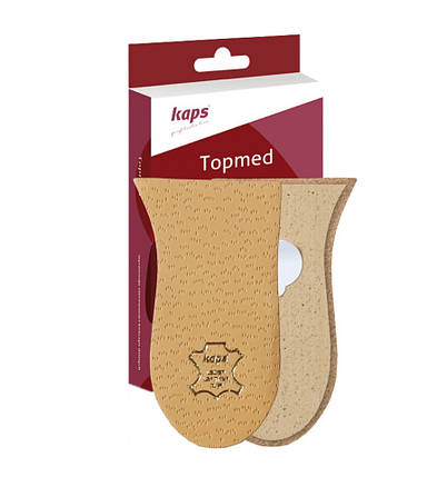 Kaps Topmed - Подпяточники для коррекции разницы длины ног (2шт.) L, 20, фото 2