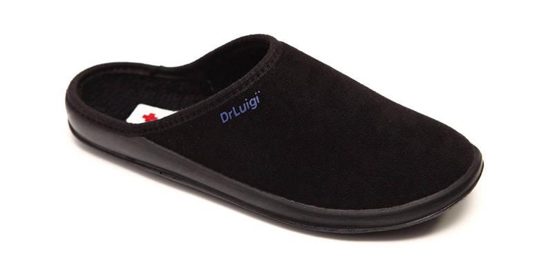 Тапочки діабетичні, для проблемних ніг жіночі Dr. Luigi PU-01-90-01-90-TF 38, фото 2