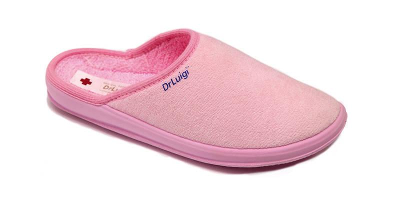 Тапочки діабетичні, для проблемних ніг жіночі Dr. Luigi PU-01-30-01-30-TF 37, фото 2