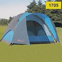 Палатка кемпинговая 3-х местная Lanyu LY-1705