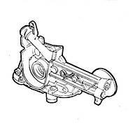 Маслонасос Fiat Doblo 1.9D- 1.9JTD-1.9MJTD
