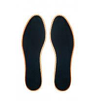 Kaps Leather Carbon - Шкіряні устілки для взуття 44, фото 2