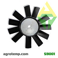 Крыльчатка вентилятора ГАЗель 405-1308010