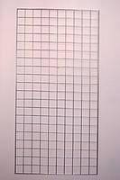 Решетка 750х1400, цвет хром. Китай