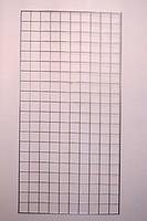 Решетка 650х950, цвет хром. Китай