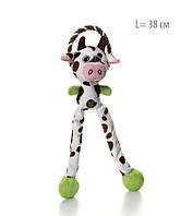Іграшка для собак Петстейджес Корова велика Thunda Tugga Leggy Cow