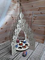 Пасхальний Храм. Декор столу на Великдень.
