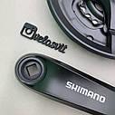 Шатуны Shimano FC-TY501 Tourney, фото 8