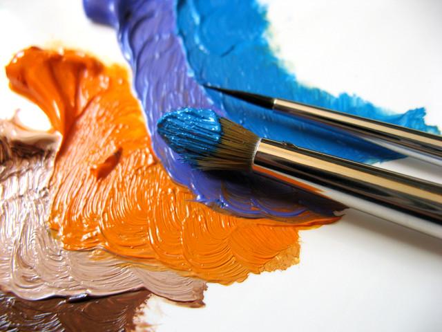 Краски масляные художественные (купить)